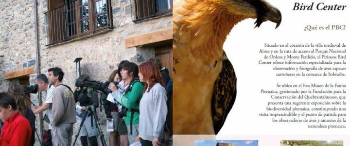 Presentación Pirineos Bird Center